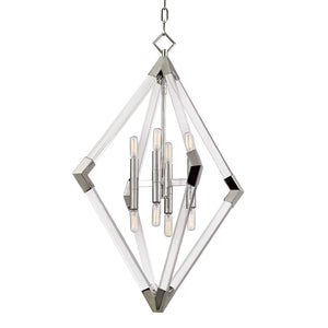 Lyons PENDANT 4623-PN-CE Hudson Valley Lighting