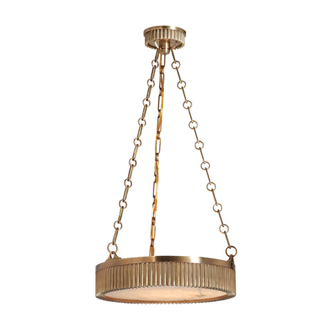Lynden PENDANT 516-AGB-CE Hudson Valley Lighting