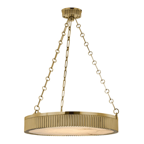 Lynden PENDANT 522-AGB-CE Hudson Valley Lighting