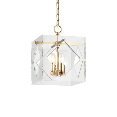 Travis PENDANT 5912-AGB-CE Hudson Valley Lighting
