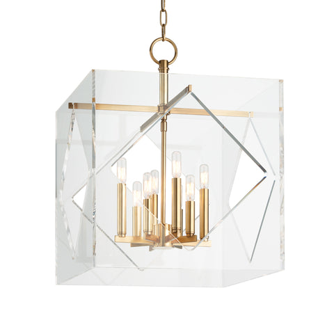 Travis PENDANT 5920-AGB-CE Hudson Valley Lighting
