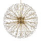 Dunkirk Crystal Chandelier 6030-AGB-CE Hudson Valley Lighting
