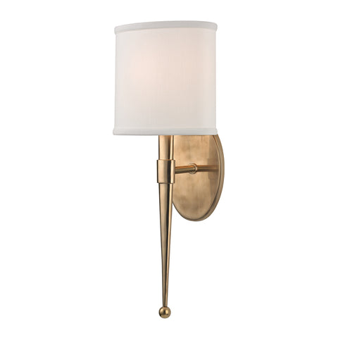 Madison WALL SCONCE 6120-AGB-CE Hudson Valley Lighting
