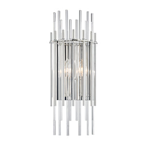 Wallis WALL SCONCE 6300-PN-CE Hudson Valley Lighting