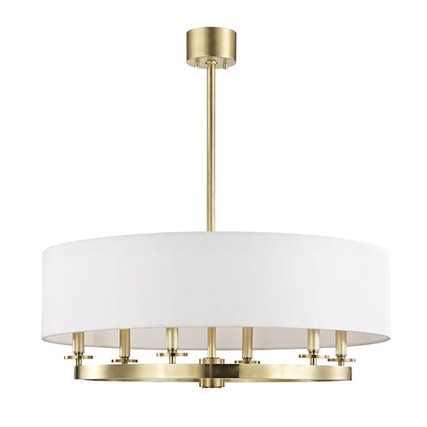 Durham Pendant 6530-AGB-CE Hudson Valley Lighting