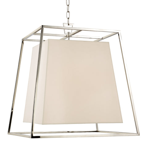 Kyle CHANDELIER 6924-PN-WS-CE Hudson Valley Lighting