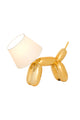 Balloon Dog Gold With Shade