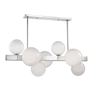 Hinsdale Linear 8717-PN-CE Hudson Valley Lighting