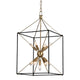 Glendale CHANDELIER 8916-AGB-CE Hudson Valley Lighting