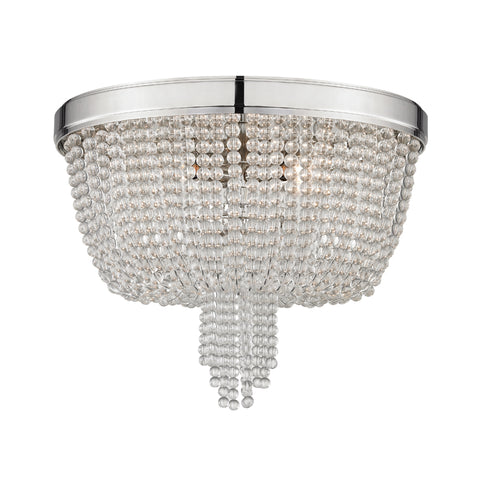 Royalton FLUSH MOUNT 9008-PN-CE Hudson Valley Lighting