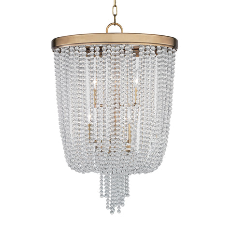 Royalton Chandelier 9018-AGB-CE Hudson Valley Lighting