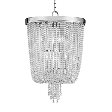 Royalton Chandelier 9018-PN-CE Hudson Valley Lighting