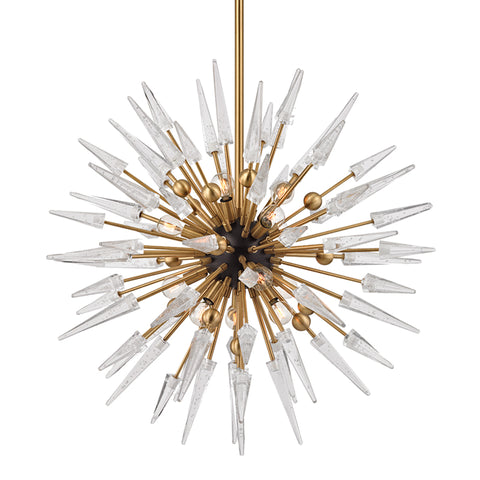 Sparta Pendant 9032-AGB-CE Hudson Valley Lighting