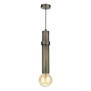 The Adling Pendant Antique Brass ADL0175 David Hunt Lighting