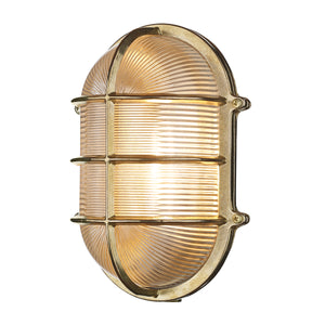 Admiral Large Bulkhead Brass ADM2140 - The Light Company