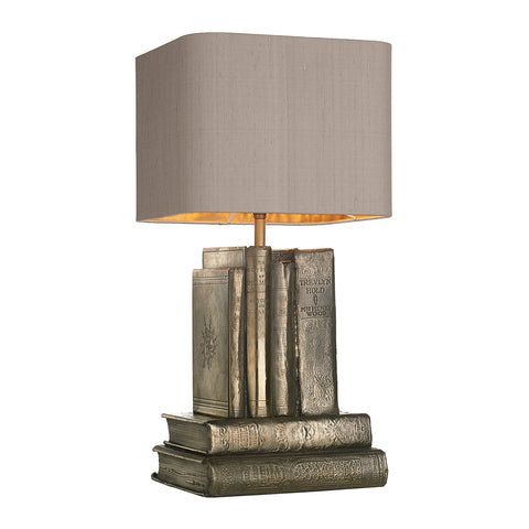 Author Table Lamp Base Only AUT4263 David Hunt Lighting
