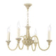 Bailey 4 Light Chandelier BAI04