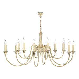 Bailey 12 Light Chandelier BAI12