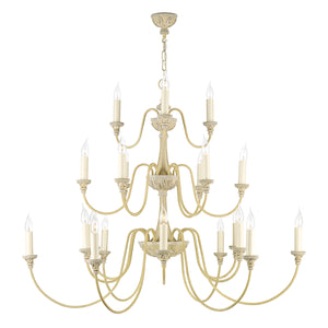 Bailey 21 Light Chandelier BAI21