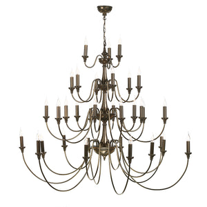 Bailey 33 Light Chandelier BAI33