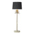 Cabana Single Table Lamp Base Only CAB4212 Cream / Gold