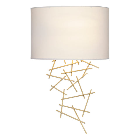 Cevero Wall Light Gold with Shade CEV0735 där lighting