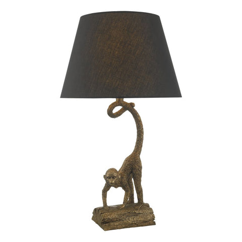 Dwayne Bronze finish Table Lamp där Lighting DWA4222