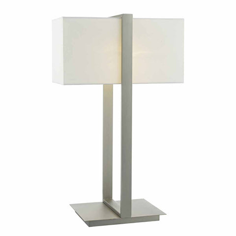 Eduardo Table Lamp with Shade där lighting EDU4246