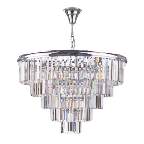 Eulalia 12 Light Chandelier där Lighting EUL1250
