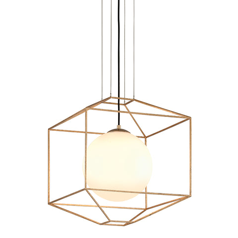 SILHOUETTE Pendant F5214-CE Troy Lighting