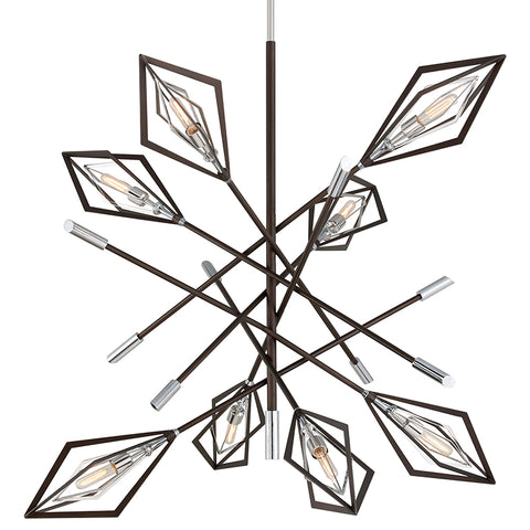 JAVELIN Chandelier F6148-CE Hudson Valley Lighting