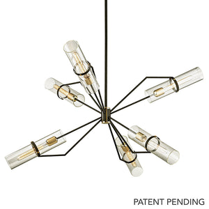 Raef Pendant F6318-CE Troy Lighting