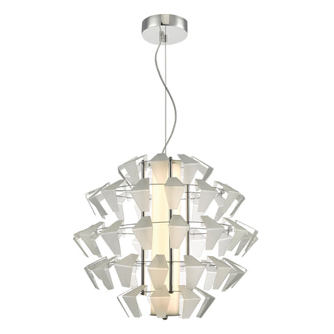 Falcon Pendant FAL8608 Acrylic LED där lighting