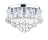 Fringe 4 Light Polished Chrome IP44 FRI0450