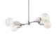 ASIME Pendant H120704-PN-CE Mitzi Lighting