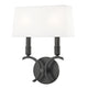 GWEN WALL SCONCE H212102S-OB-CE Mitzi Lighting