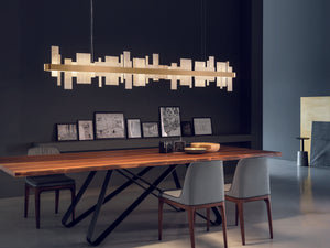 Honice Chandelier S200 by Masiero
