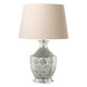 Javier Table Lamp JAV4238 Polished Nickel Base Only
