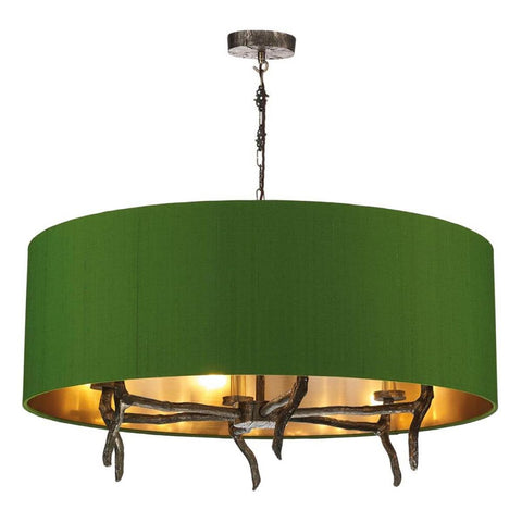 Joshua Ceiling 6 Light Bespoke shade JOS0699