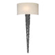 Knurl Pewter Wall Light KNU0799 David Hunt Lighting