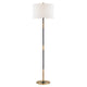 Bowery Floor Lamp L3724-AOB-CE Hudson Valley Lighting