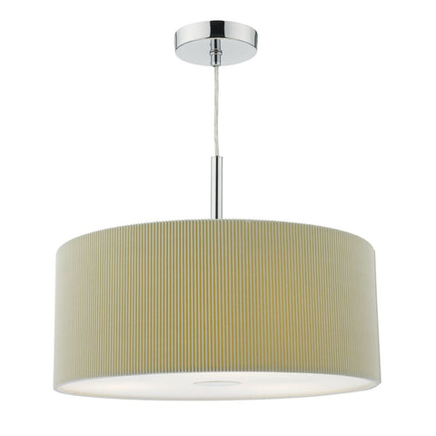 Maurice 40cm 3 lt Pendant with Diffuser där lighting MAU1039