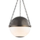 Sphere No.2 PENDANT MDS751-DB-CE Hudson Valley Lighting