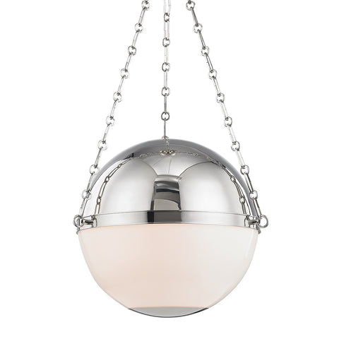 Sphere No.2 PENDANT MDS751-PN-CE Hudson Valley Lighting