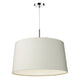 Naseby Silk Pendant 50 cm NAS50 - The Light Company