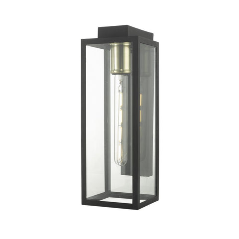 Naxos Lantern Black NAX1522 där lighting