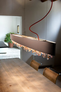 Ola S6 OV 160 Masiero Pendant Various Finishes
