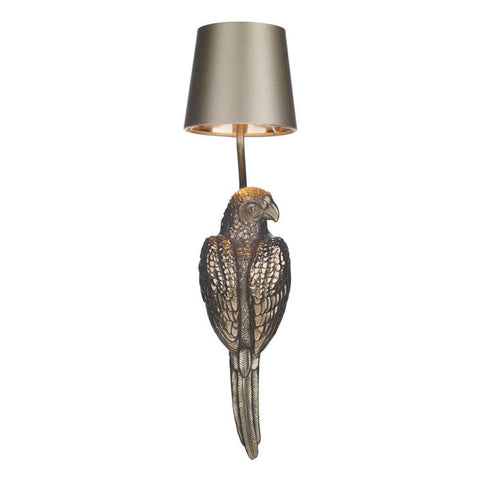 Parrot Wall Light Right Hand David Hunt Lighting PAR0700R