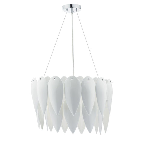 Phillipa Ceramic Pendant där lighting PHI032