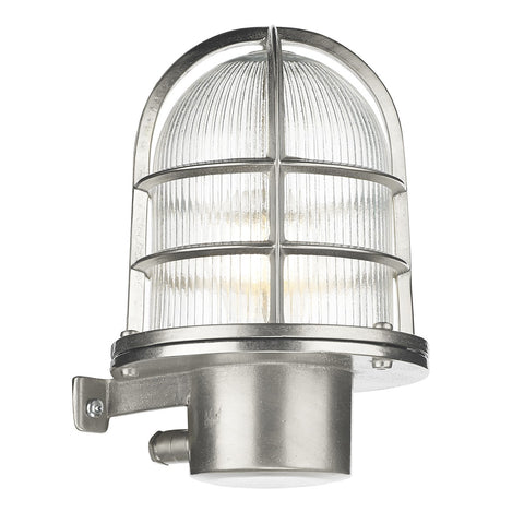 Pier Wall Light Nickel PIE1638 - The Light Company